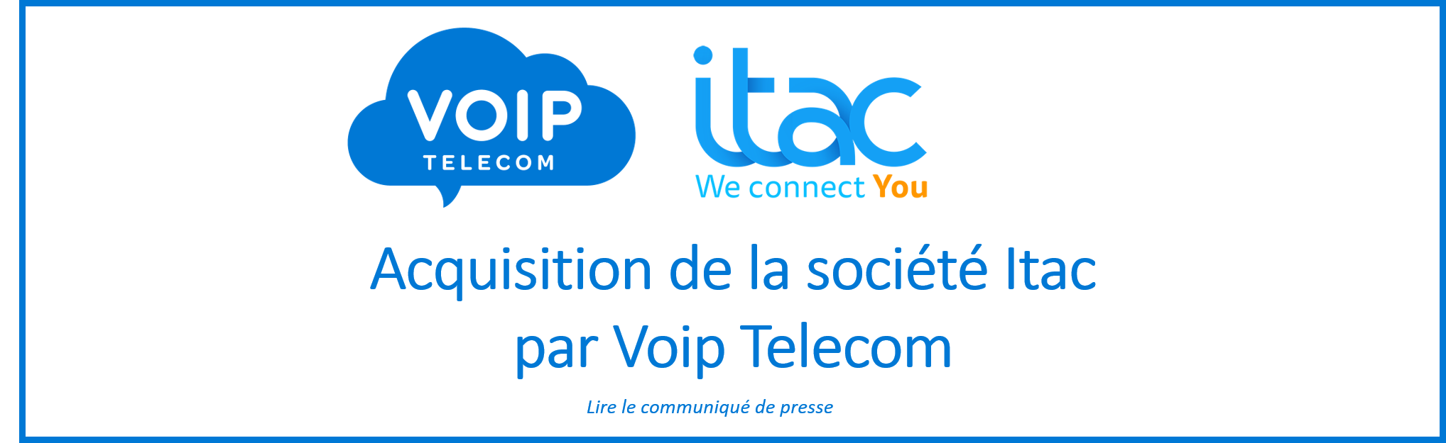 Acquisition Itac